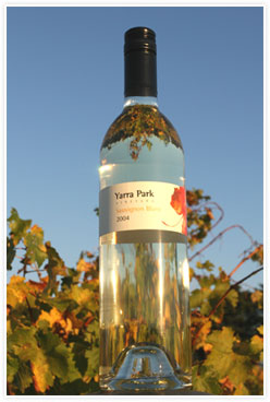 2004 Sauvignon Blanc from Yarra Park Wines