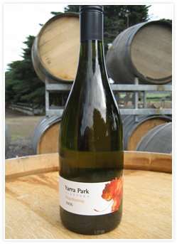2006 Chardonnay from Yarra Park Wines